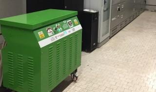 Sistema di ottimizzazione sul consumo energetico